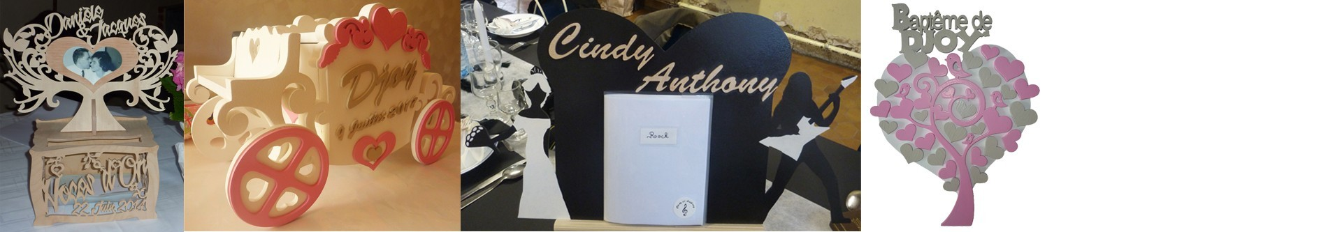 Personalized Decoration for Party